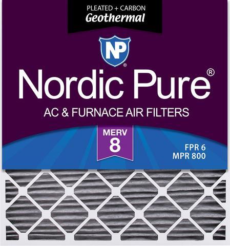Geothermal Air Filter